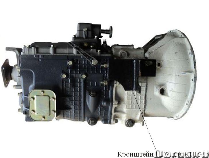 Камаз запчасть - Запчасти и аксессуары - Крепление для двигателя ямз на раму КамАЗ с переходником -..., фото 1