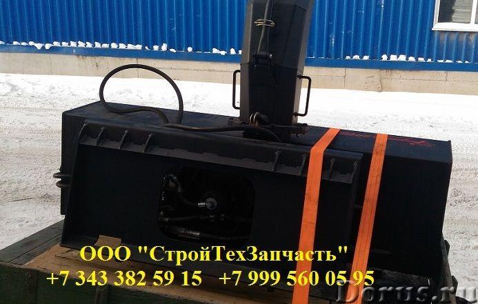 Снегоуборщик роторный (шнекоротор) для мини-погрузчика - Запчасти и аксессуары - Предлагаем снегоубо..., фото 2