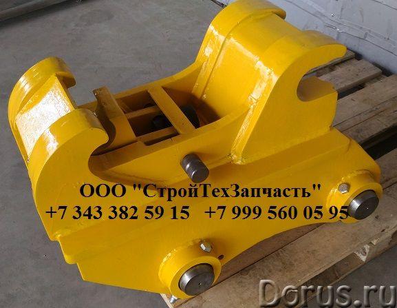 Механический квик-каплер на экскаватор 19 - 25 тонн - Запчасти и аксессуары - У нас вы можете купить..., фото 3