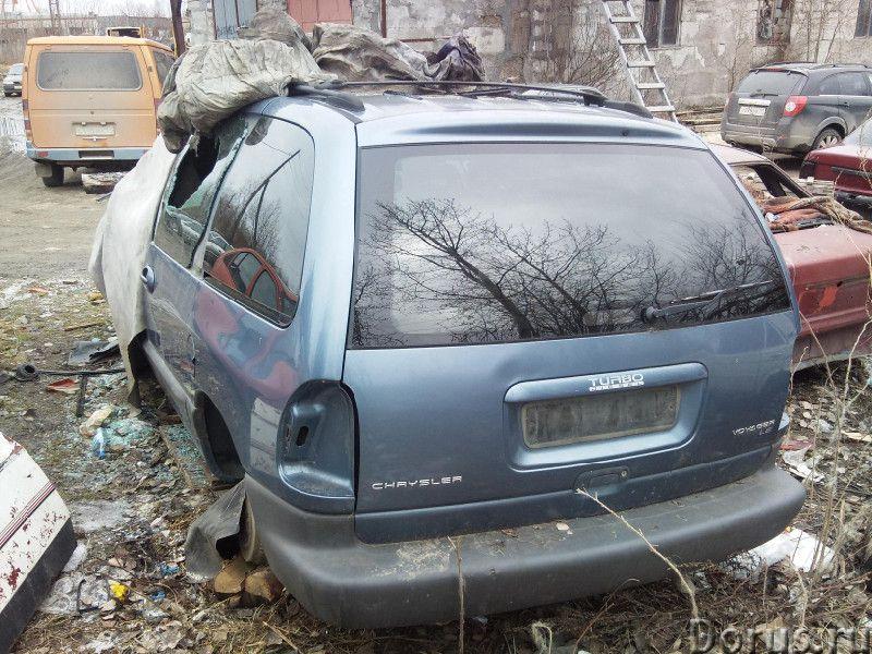 Продам б. у. запчасти для Chrysler Voyager 1997г. ТНВД-13т.р - Запчасти и аксессуары - Продам б. у..., фото 1