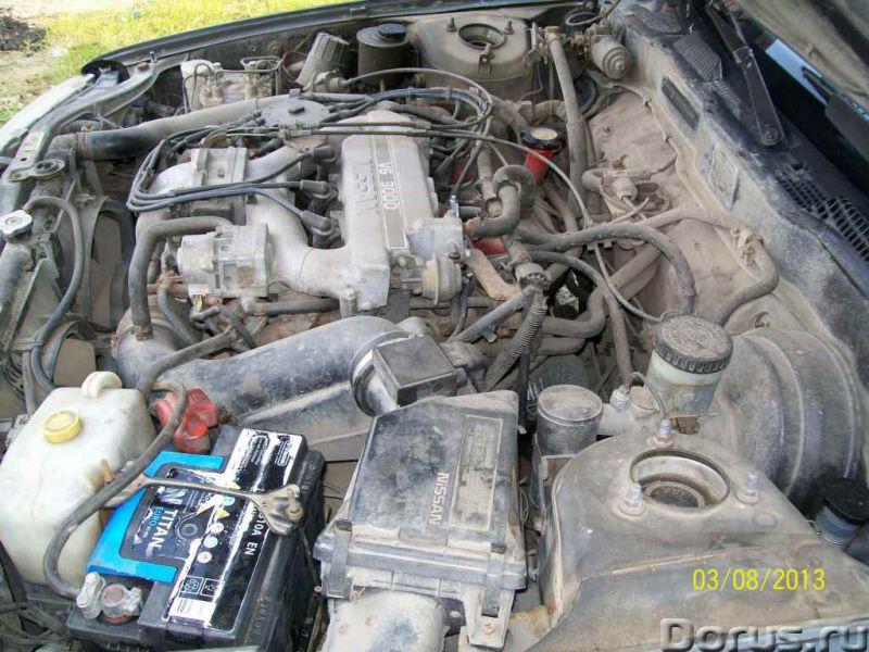 Б.у. запчасти для Nissan Maxima 1993г. двигатель VG30E V6,(отличный мотор для тюнинга) МКПП, двери -..., фото 2