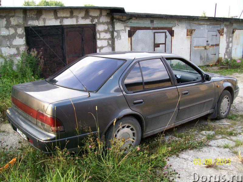 Б.у. запчасти для Nissan Maxima 1993г. двигатель VG30E V6,(отличный мотор для тюнинга) МКПП, двери -..., фото 7