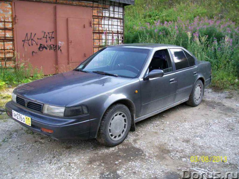 Продам б.у. запчасти для Nissan Maxima 1993г. двигатель VG30E V6 ,(отличный мотор для тюнинга) МКП -..., фото 1